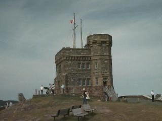 Cabot tower - St. John's